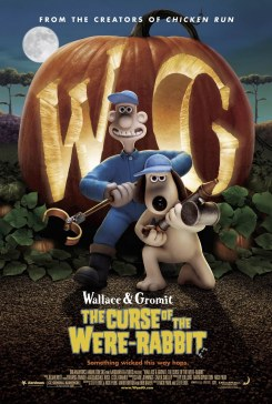 Wallace and Gromit: The Curse of Were- Rabbit (2005)