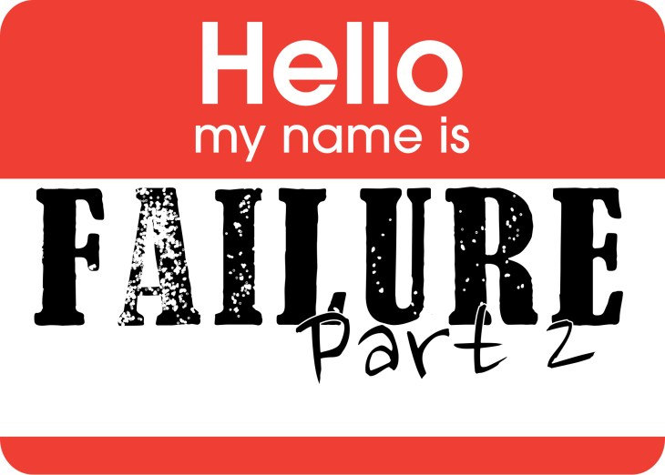 Failure Blog Post Meme part 2