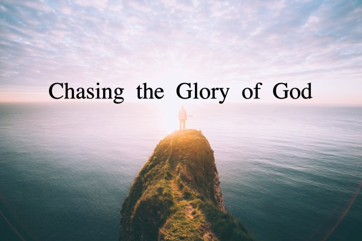 Picture for Blog post Chasing the Glory