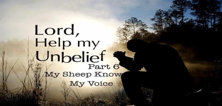 How to Increase Faith pt 6