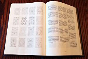 ESV Illuminated Bible, index title page, illustration index