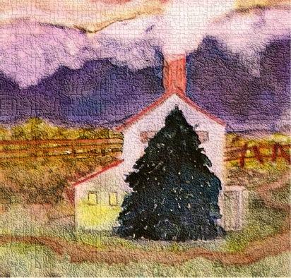 Blue Spruce Farmhouse