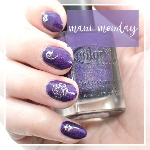 mani monday: color club wild at heart