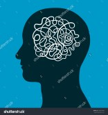 stock-vector-male-head-with-a-convoluted-entangled-brain-of-a-continuous-intertwined-cord-depicting-the-160075409
