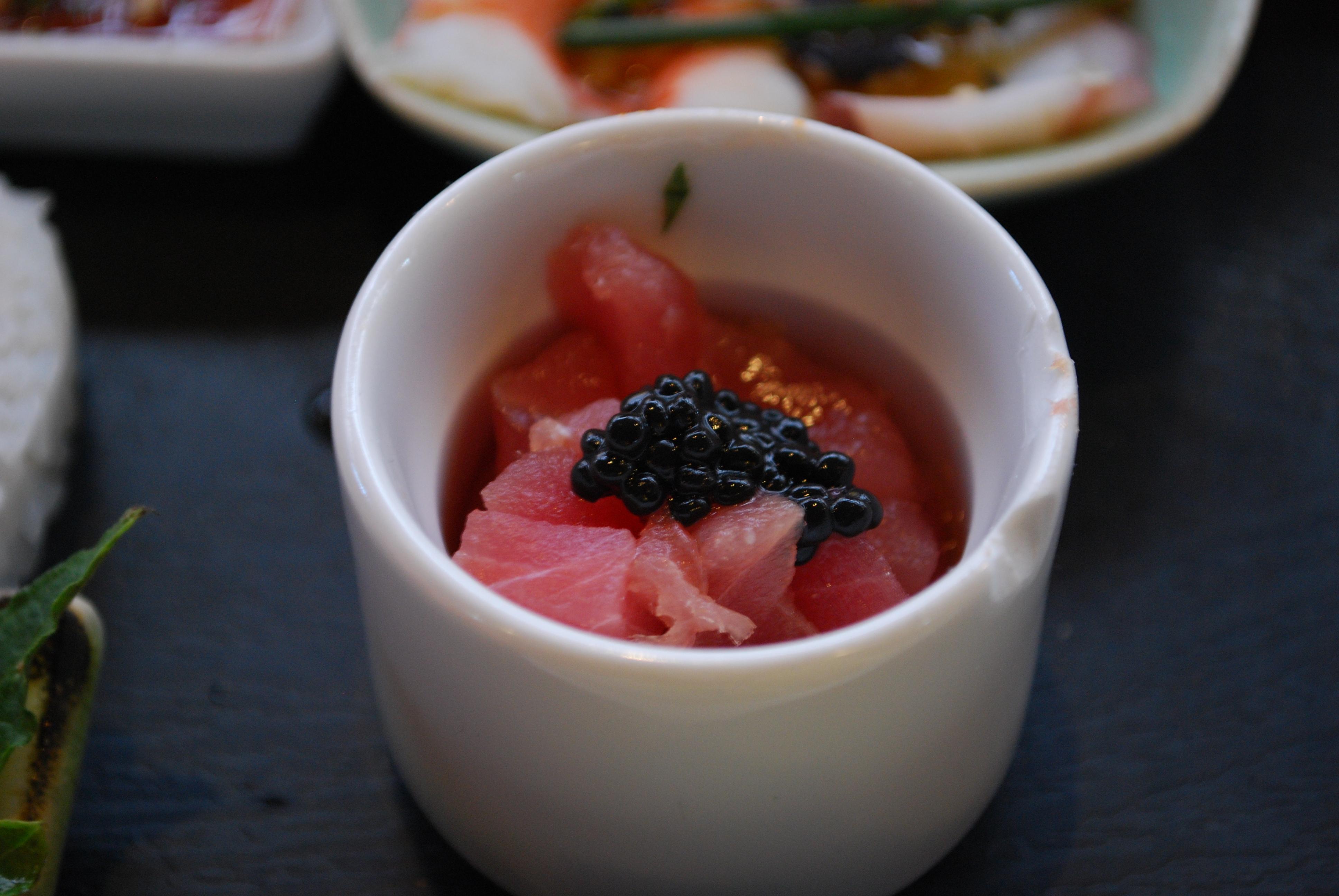 tonfisktartar