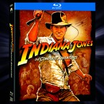 Indiana Jones: The Complete Adventures Arrives On Blu-Ray For The FIrst Time