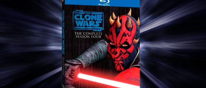 First Clone Wars Season 4 Blu-Ray/DVD Details