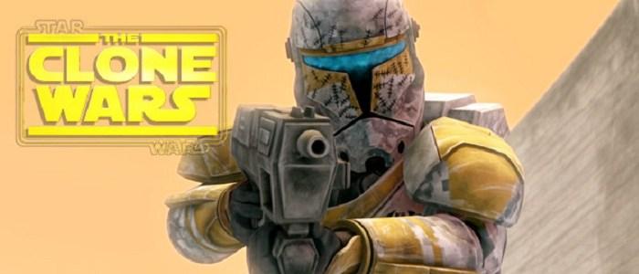 New Season 5 Clip Featuring A Republic Commando!