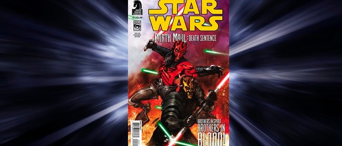 Star Wars Comic Review: Darth Maul: Death Sentence #2