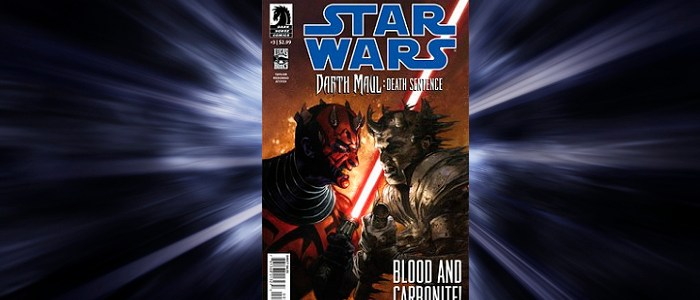 Star Wars Comic Review: Darth Maul: Death Sentence #3