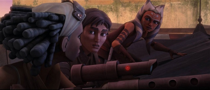 "The Official Clone Wars Episode Guide: ""Front Runners"""