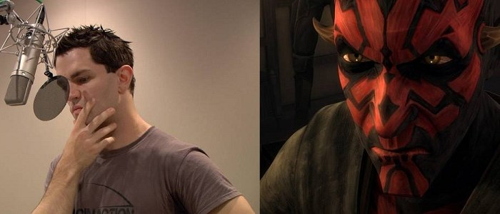 USA Today Talks to Sam Witwer About Darth Maul. Plus A New Clip!