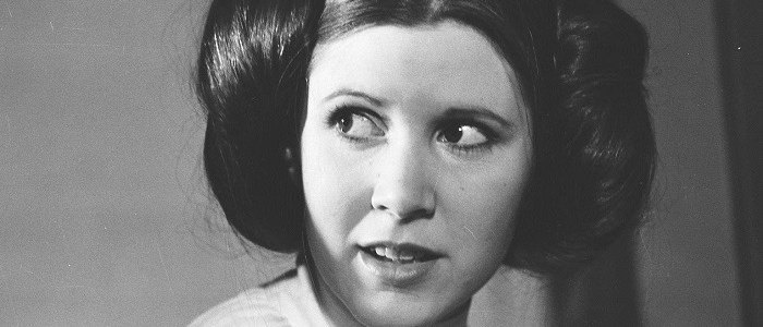 Carrie Fisher To Attend Celebration Europe!