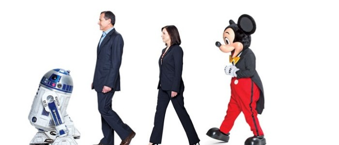 The Process Of How Disney Bought Lucasfilm