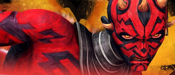 Special Screening Of The Darth Maul/Death Watch Arc To Be Shown At Celebration Europe