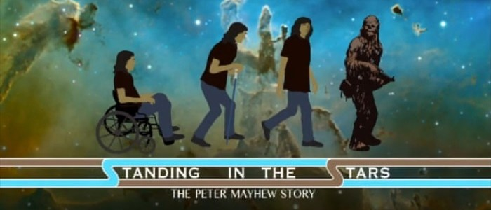 Standing in the Stars : The Peter Mayhew Story