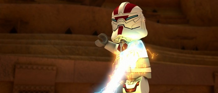 LEGO Star Wars: Menace Of The Sith Details