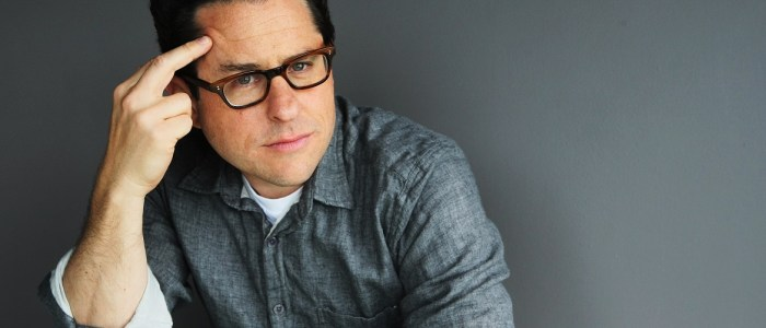 J.J. Abrams Talks Episode VII. Says They Have A Finished Script