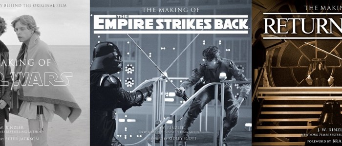 Making of Star Wars Enhanced EBooks Now Available