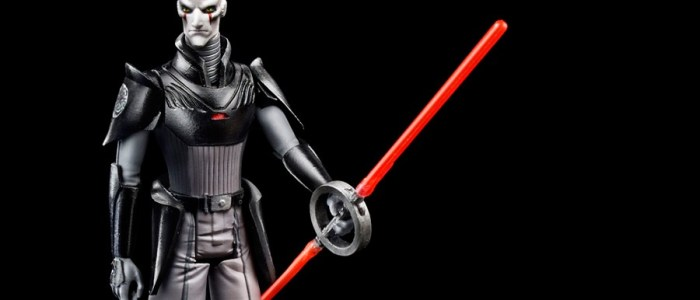 Our First Look At The Star Wars Rebels Inquisitor Action Figure