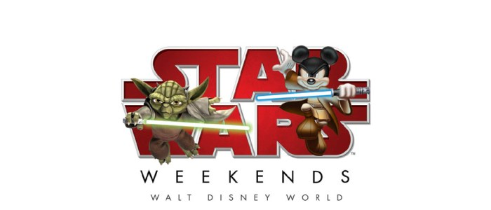 Disney's Star Wars Weekends 2014 Dates Announced