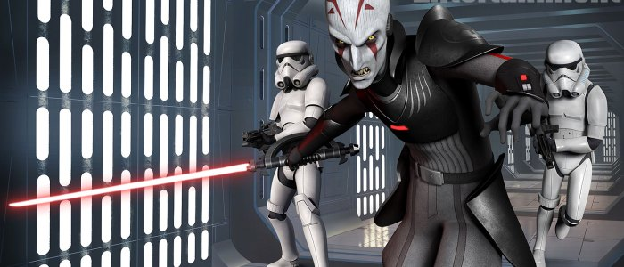 A New Image Of The Inquisitor From Entertainment Weekly