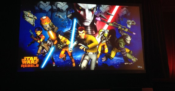 Freddie Prinze Jr Talks Rebels At Disney's Toy Fair Press Conference. New Image Revealed