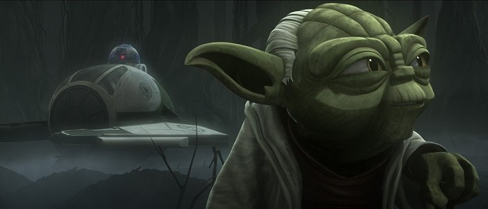 Dave Filoni Discusses The Yoda Arc With StarWars.Com