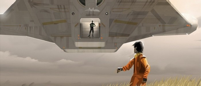 New Star Wars Rebels Concept Art From The WonderCon Panel