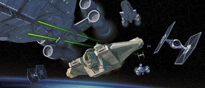 Star Wars Rebels Ghost Hunt At C2E2