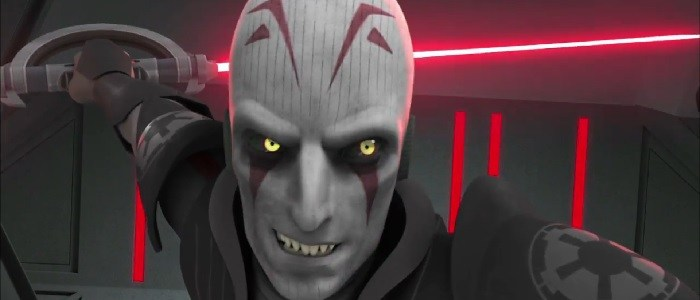 Awesome New Clip Featuring A Lightsaber Duel Between Kanan & The Inquisitor!