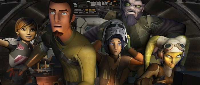 Star Wars Rebels Premieres On October 3rd!