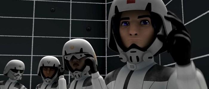 New Disney XD Star Wars Rebels Promo Video