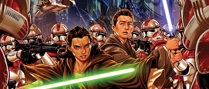 Kanan: The Last Padawan Comic Announced At NYCC 2014