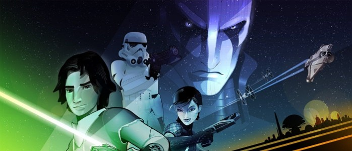 Variant Star Wars Rebels Celebration Anaheim Poster Revealed