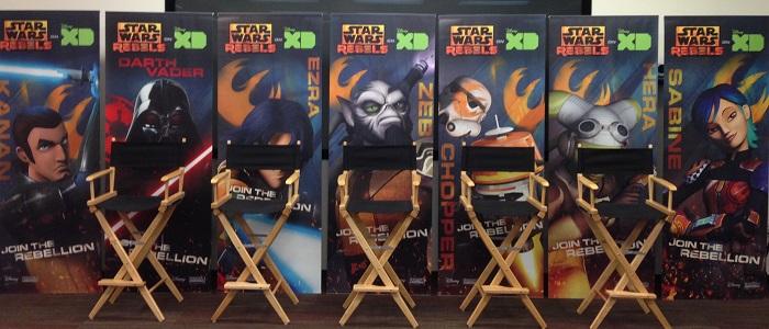 Star Wars Rebels Season 2 Press Day Recap