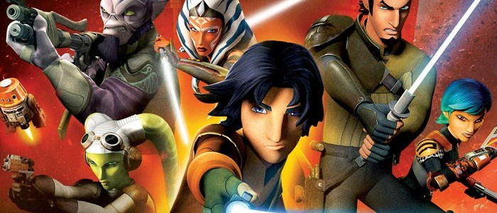 Star Wars Rebels: Complete Season Two Hits Blu-Ray & DVD August 30th!