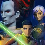 Star Wars Rebels Receives Emmy Nomination