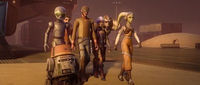 Star Wars Rebels Is Officially Renewed For A 4th Season