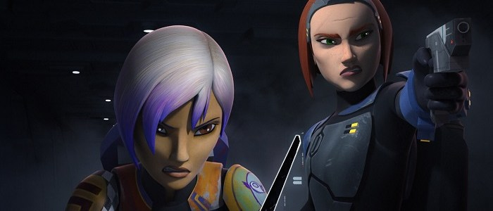 Full Schedule For The First Half Of Episodes Of Star Wars Rebels Season 4