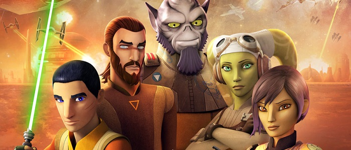Descriptions For The First 6 Episodes Of Star Wars Rebels Season 4