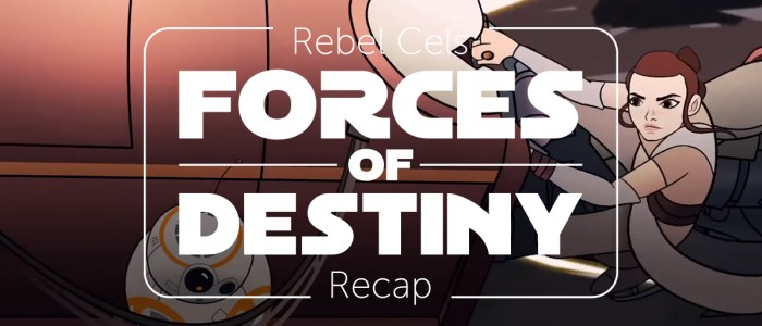 Forces of Destiny S1 Episode 2 – BB-8 Bandits