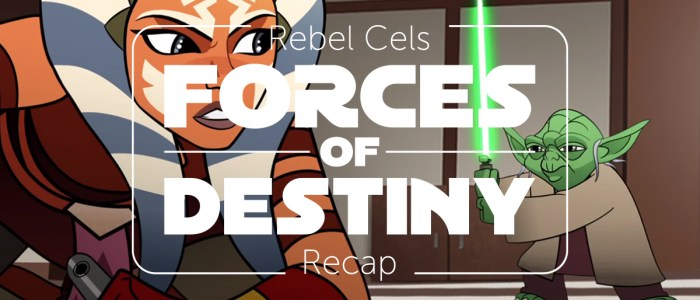 Forces of Destiny S1 Episode 11 – Teach You, I Will
