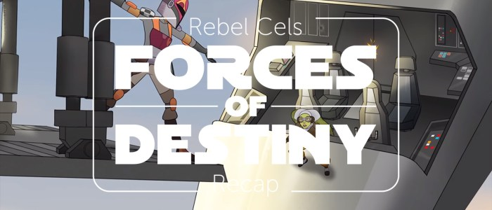 Forces of Destiny S2 Episode 1 – Hasty Departure