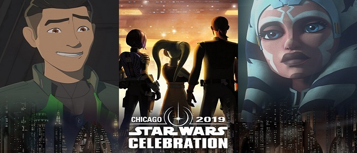 Star Wars Animation Panels Announced For Celebration Chicago