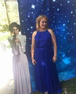 Star Wars Wedding Photo Booth