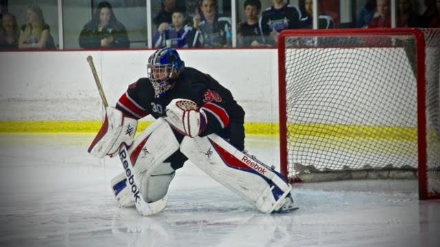 Image result for photos of Terry Martin, uNLV Rebels goalie