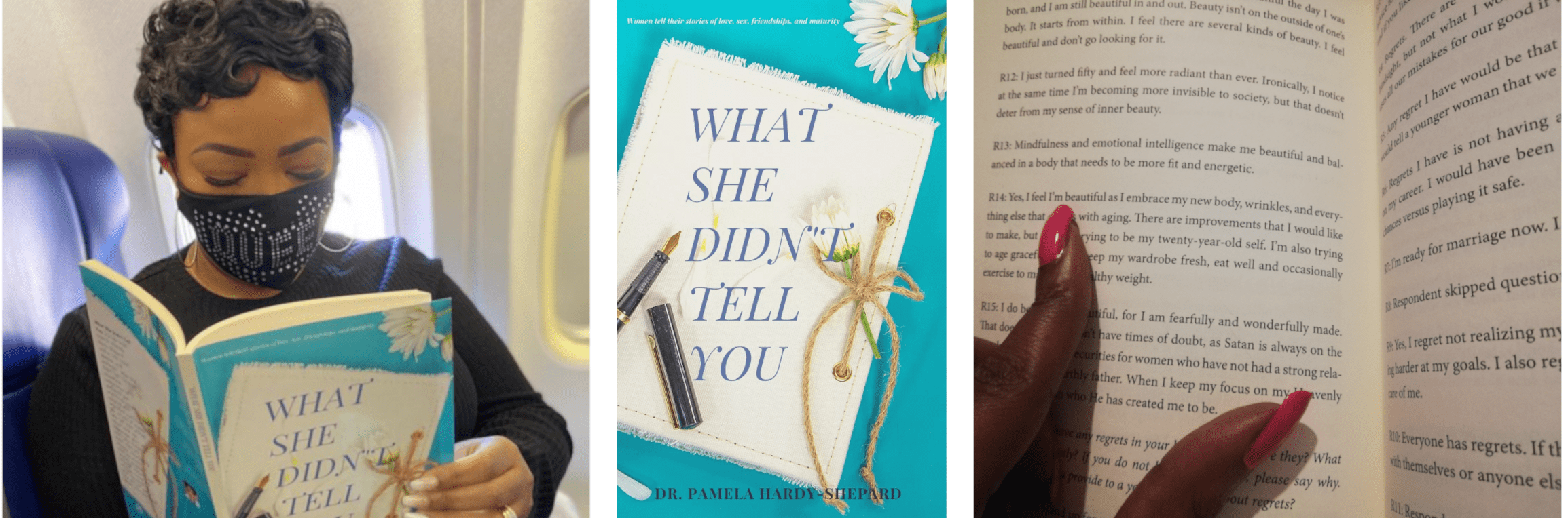 what she didn't tell you dr pamela hardy shepard book goodreads review