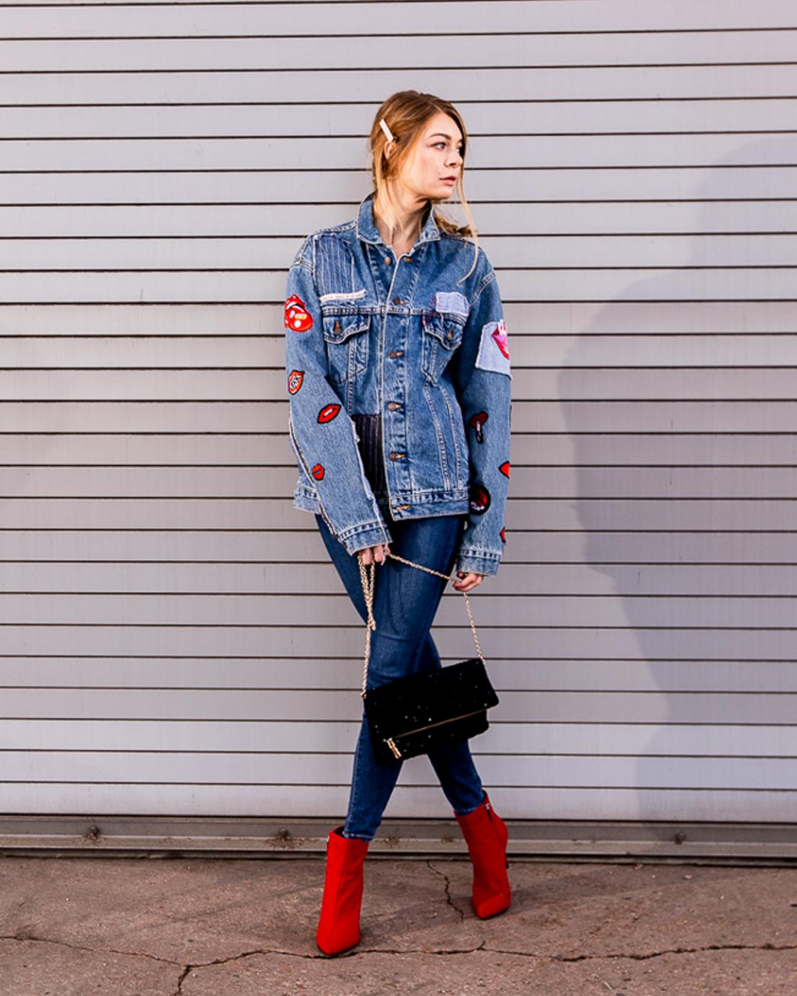 Rebellelion - Upcycled Denim Jackets - Independent Denver Designer-1