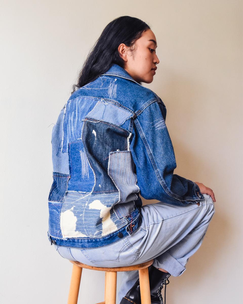 Rebellelion - Upcyled & Custom Denim Jackets - Denver Designer-19